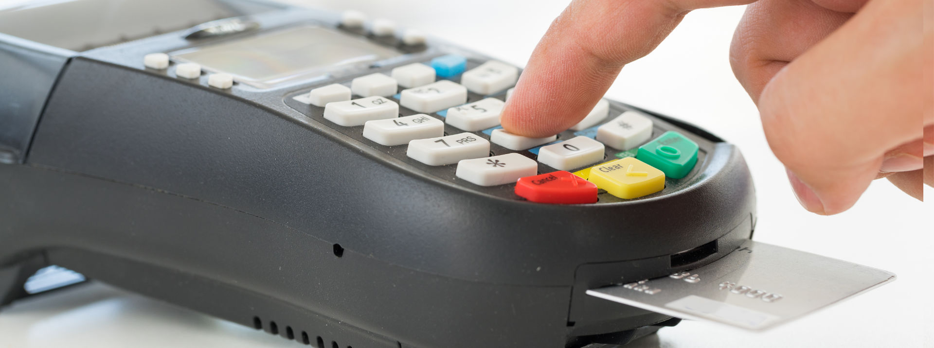 Ozark Bank : Visa® Business Debit Card